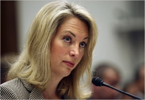 The Americas Security News.- Valerie Plame, former NOC, is the former CIA agent whose cover was intentionally blown by Bush/Cheney advisor Scooter Libby, in retaliation for her husband Joseph Wilson's New York Times exposé revealing that a large part of the Bush administration's basis for the Iraq invasion was inaccurate.