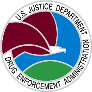 Americas Security News.- US Drug Enforcement Administration Seal