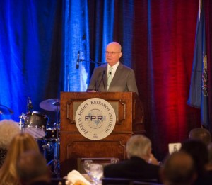 Gral. Michael Hayden at FPRI.