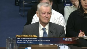 Zbigniew Brzezinski was the national security adviser to President Jimmy Carter from 1977 to 1981, and also served as an adviser to presidents Lyndon Johnson and John F. Kennedy, in a long public service career.